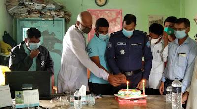 নোয়াখালীতে 'অপরাধ জগত' ম্যাগাজিনের ৩২ তম প্রতিষ্ঠা বার্ষিকী উদযাপন