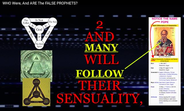 2 Peter 2:2. The Trinity.