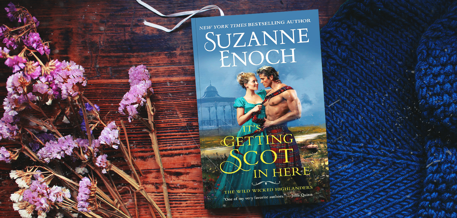 It's getting Scot in Here · Suzanne Enoch