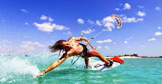 kitesurf - surfe e voe nesse esporte radical!