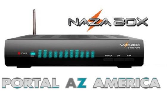 Resultado de imagem para NAZABOX S1010 PLUS portal azamerica
