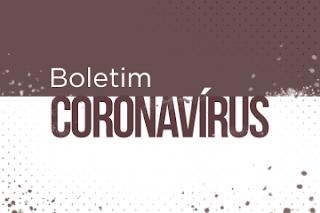 Boletim epidemiológico registra 111 óbitos por Covid-19