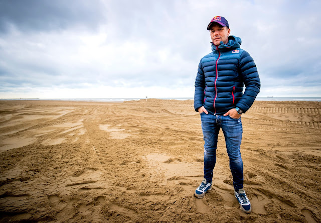 Sebastien Loeb To Compete in 2021 Dakar Rally
