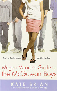 Megan Meade's guide to the McGowan boys, Kate Brian