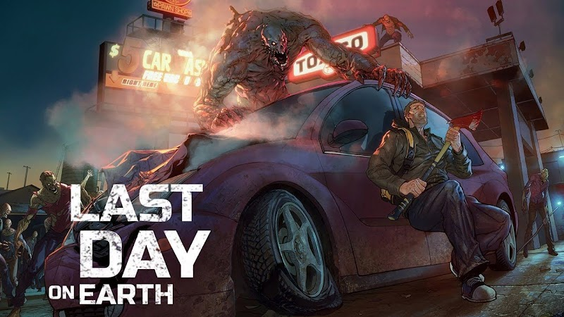 LAST DAY ON EARTH APK MOD - MEGA HACK [ATUALIZADO] v1.14.1