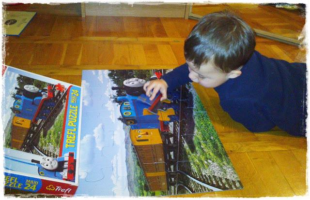 puzzle dla dziecka