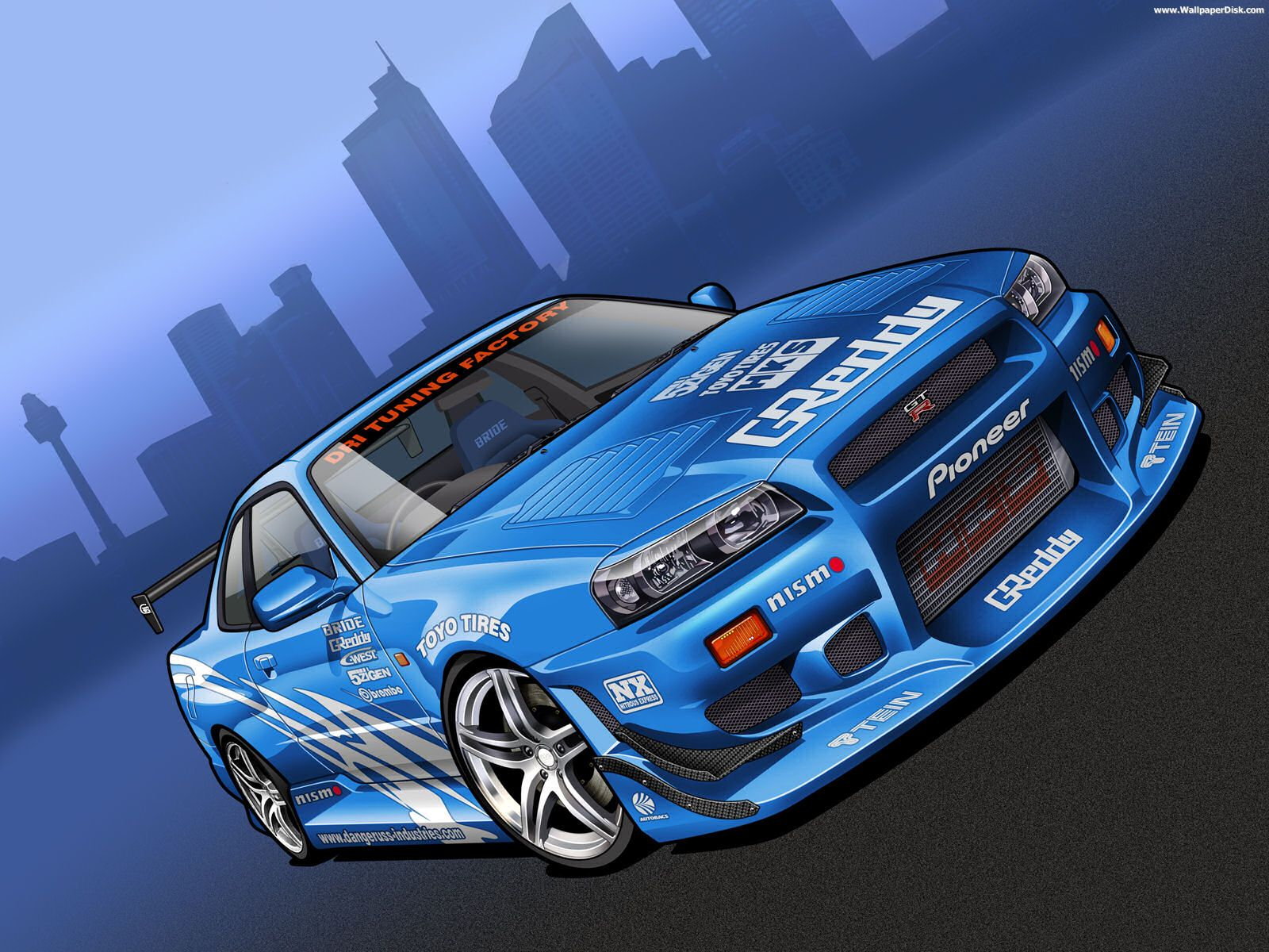 Best 3D Cars Wallpapers