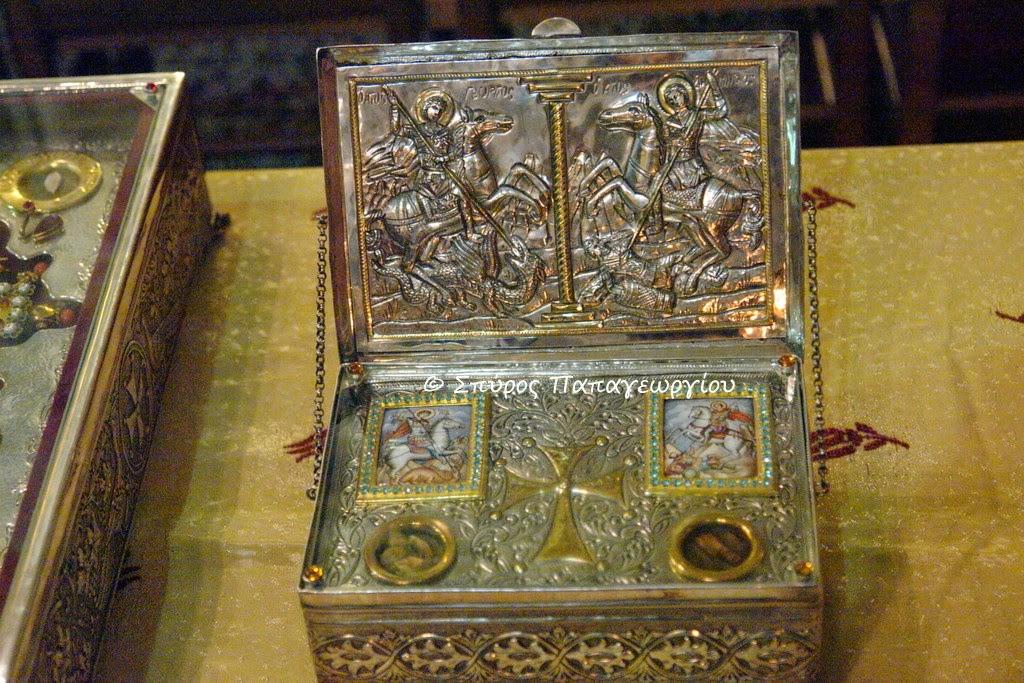 Λείψανα της Ιεράς Μονής Αγίων Αυγουστίνου Ιππώνος και Σεραφείμ του Σάρωφ http://leipsanothiki.blogspot.be/