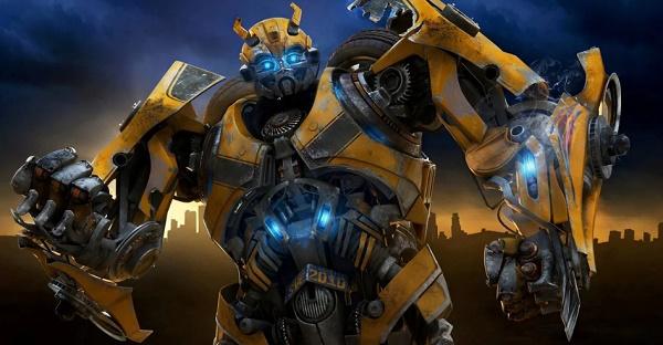 film fiksi ilmiah 2018 bumblebee