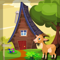 Games4escape Goat Escape From Farmhouse