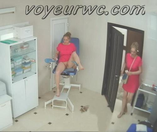 Woman secretly filmed during a Gynecological Examination (Gynecologist Examination 11-20)