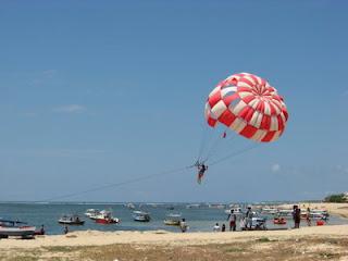 parasailing murah bali Tanjung Benoa Kss Bali Tour
