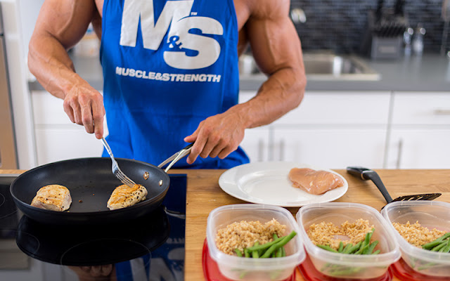 Gym Meals: 7 Muscle-Making Recipes