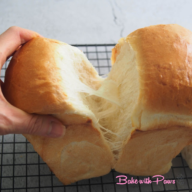 Soft and Fluffy White Sandwich Bread
