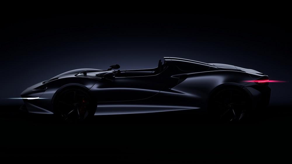 All-new McLaren Ultimate Series supercar