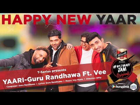 यारी Yaari (Happy New Yaar) Lyrics – Guru Randhawa