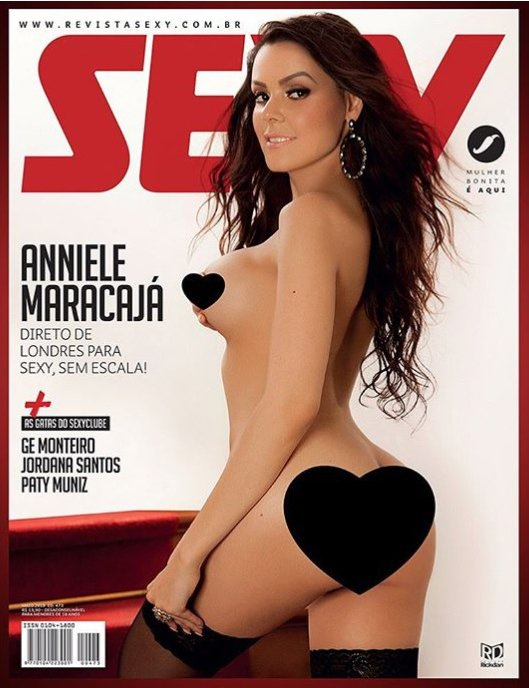 Download Revista Sexy Anniele Maracajá Maio 2019