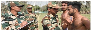 Devbhumi Dwarka Army Bharti Melo @ joinindianarmy.nic.in | India Army Recruitment Rally (For Men) at Devbhumi Dwarka (New Dates)