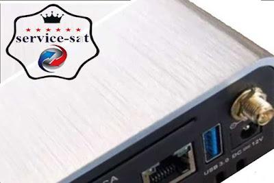 جديد جهازSTARSAT SR-X7 EXTREME V3.1.1  بتاريخ 13-06-2020