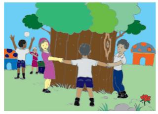 lima anak www.jawabanbukupaket.com