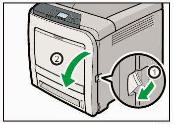 Toner-Spot: Ricoh Aficio SP C320DN Printer – Intermediate