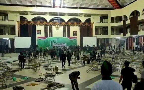 Kronologi Lengkap Insiden Ricuh Kongres HMI Surabaya, Semua Berawal dari Sini