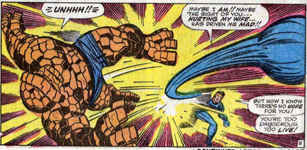 Fantastic Four 71 Lee Kirby