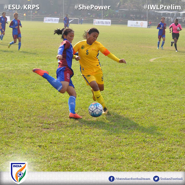 Indian Women's League 2016 Results: 25th October 2016