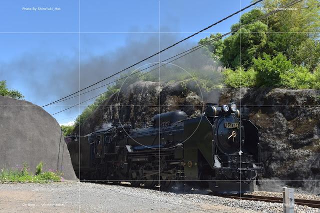 郷愁 蒸気機関車 D51 498 本物との出会い栃木 Take The 'A' Train Ella Fitzgerald
