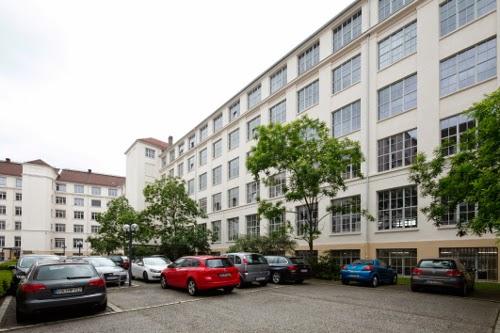 Die Interimsgeschäftsstelle der IHK Nürnberg.