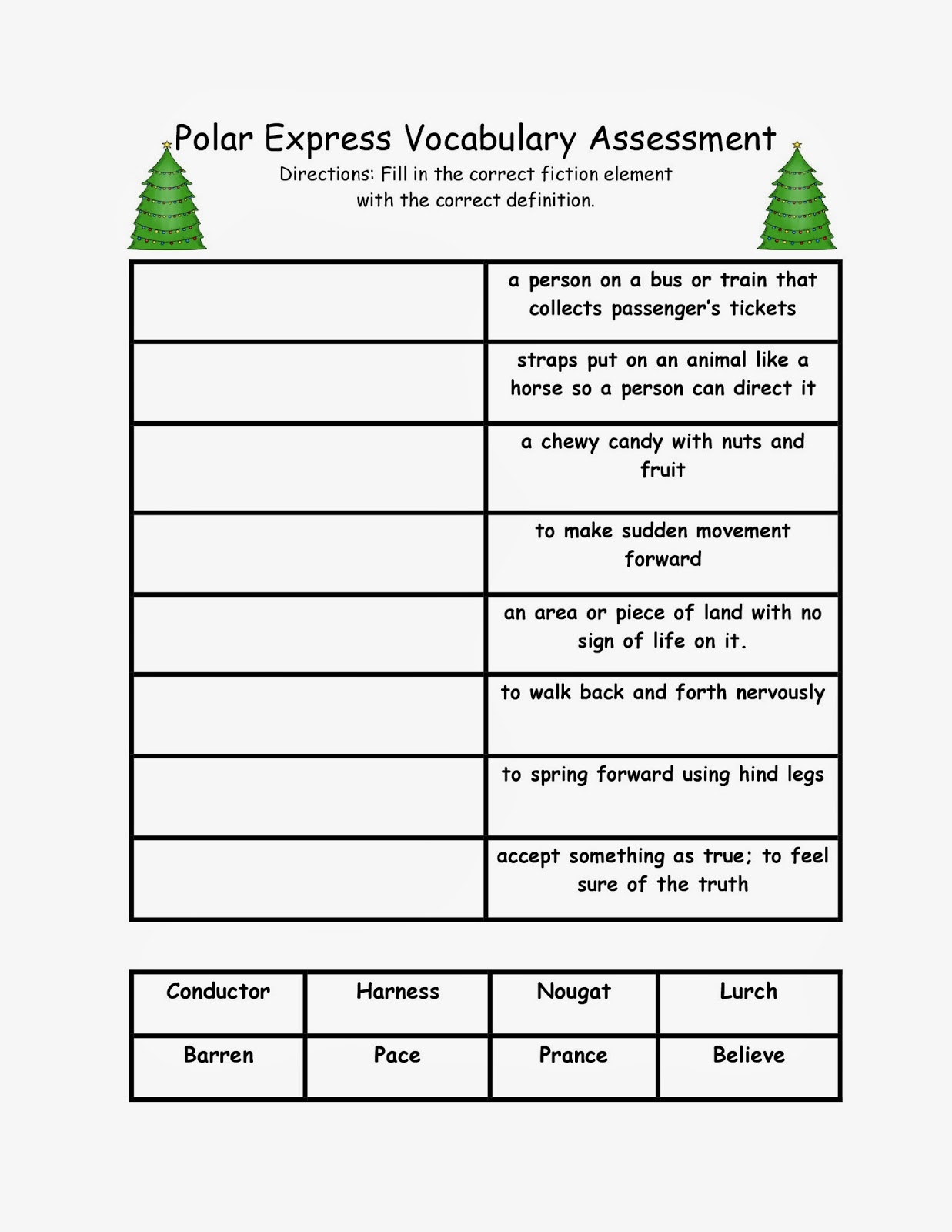Search Results For Polar Express Sequencing Activity