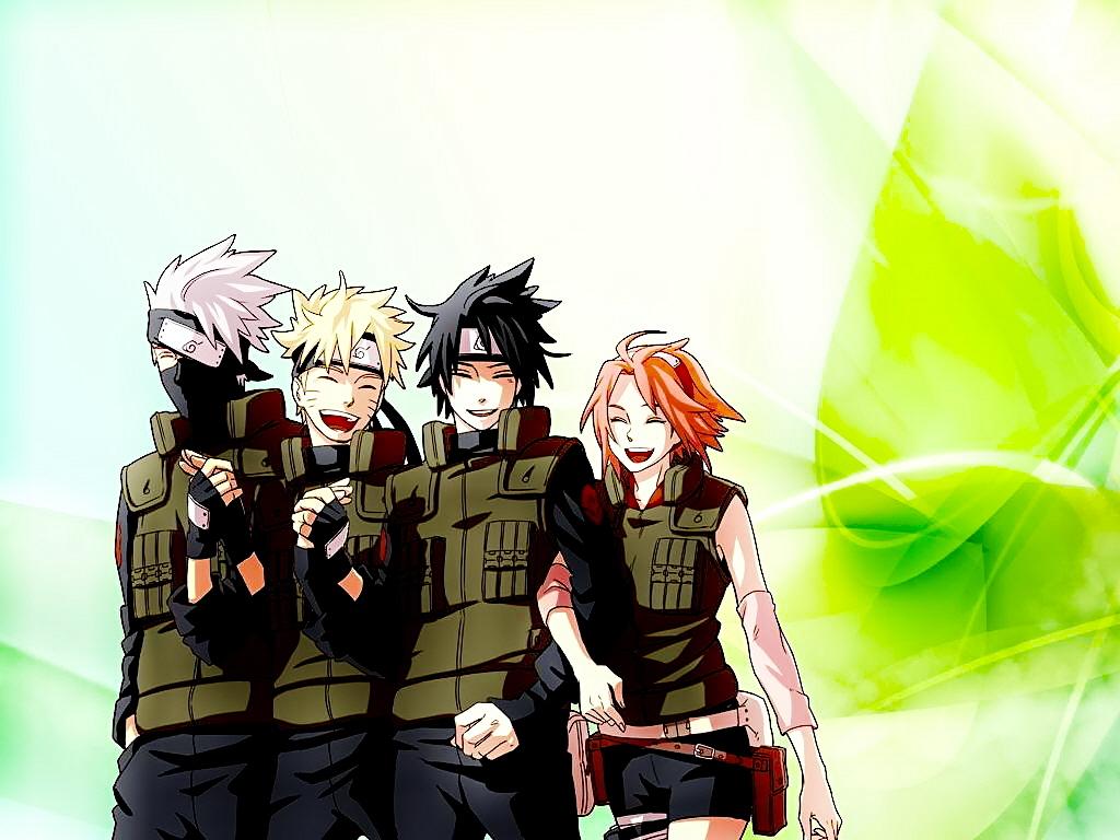 Team Kakashi Naruto Shippuden - Naruto wallpapers-7794