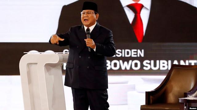 Saat Debat Capres Sebut Pertahanan Indonesia Lemah, Kini Beliau Jadi Menteri Pertahanan