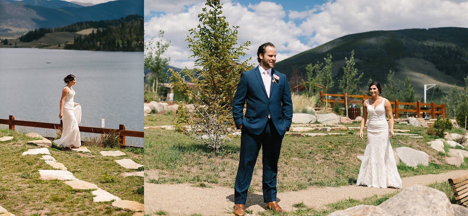 Sapphire Point Colorado Wedding // James + Steph - Ali