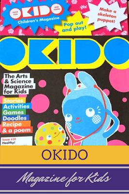 OKIDO - Arts and Science Magazine for Kids