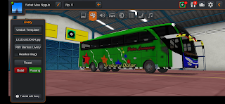 Livery bus pemburu