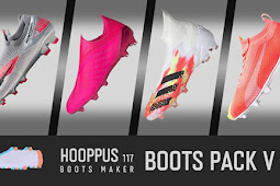 New Bootpack & Gloves V8 AIO + FIX - PES 2020