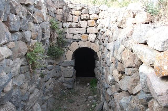 Oymalı yeraltı Şehri - Karapınar Akören