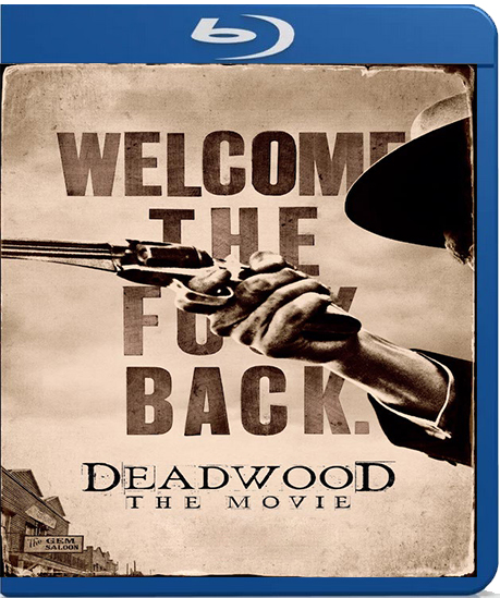 Deadwood: The Movie [2018] [BD25] [Latino]