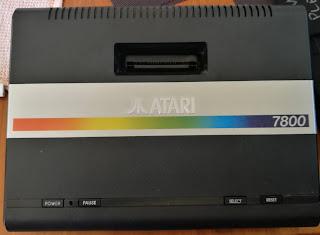 Atari 7800 PAL Rev C.