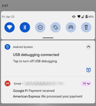 android-12-google-bereksperimen-dengan-tata-letak-notifikasi-aplikasi-baru