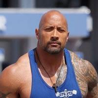 Dwayne Johnson (também conhecido como The Rock)