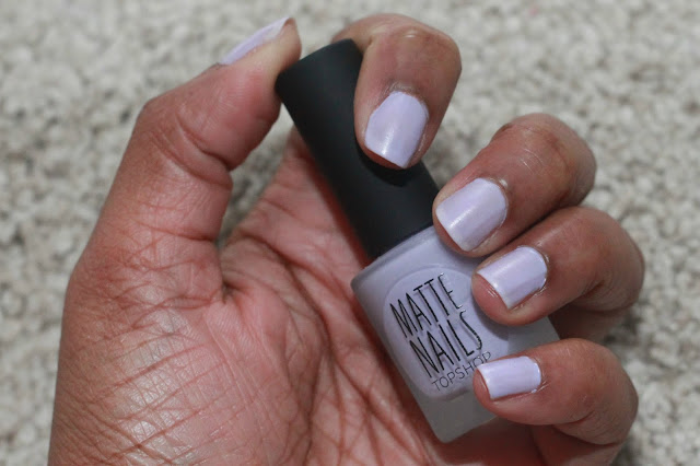 TOPSHOP MATTE NAILS RENDEZVOUS