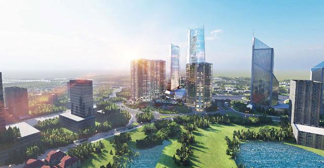 Mở bán Dự án Sunshine Financial Landmark Hà Nội (Ks Finance) khu đô thị Ciputra Tây Hồ