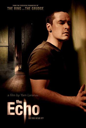 The Echo 2008 Dual Audio ORG Hindi BluRay 720p 800MB DD5.1Ch poster