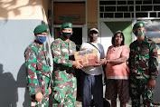 Yonif 754 Kostrad Anjangsana Datangi Rumah Kepala Suku Kamoro Kampung Mware