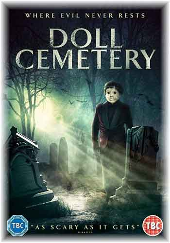 Doll Cemetery 2019 English 250MB HDRip