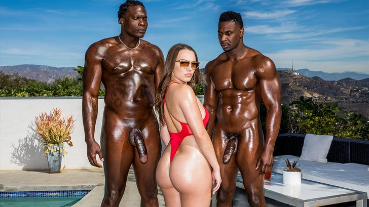 Blacked – What if? – Lily Love