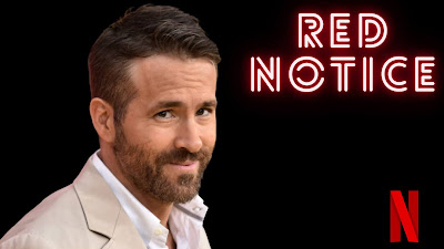 netflix new action heist Thriller Red Notice Shooting is start now.  movie's co star ryan reynolds share photos on instagram