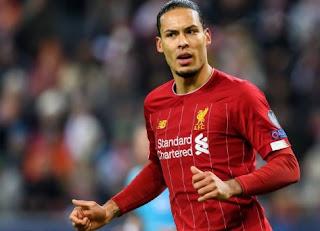 فيرجيل يحذر لمغادرة ليفربول والانضمام الي ريال مدريد وبرشلونة